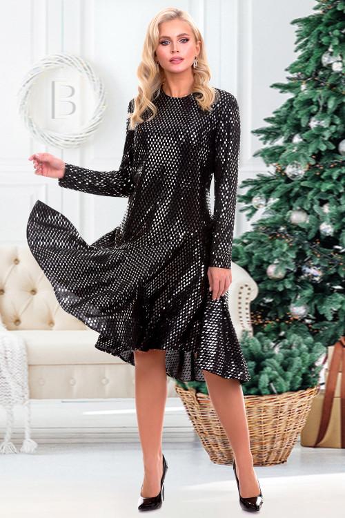 Платье Кэтрин (блэк)