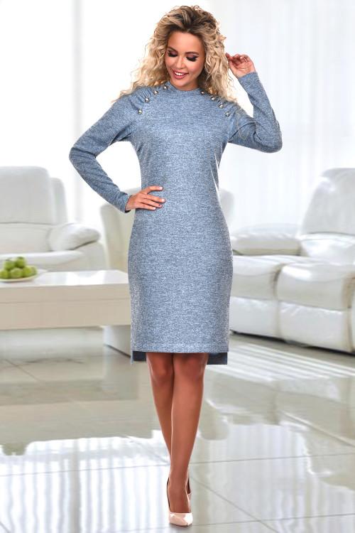 Платье Клаудия (блю)