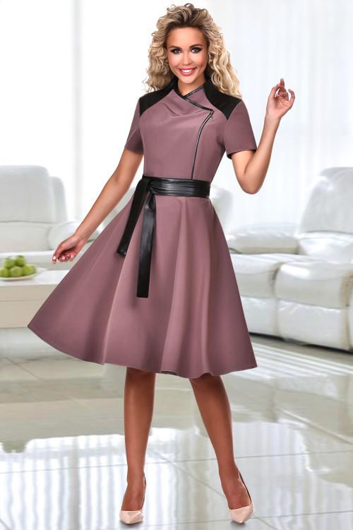 Платье Габриэль (какао)