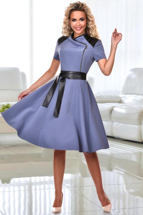 Платье Габриэль (платина)