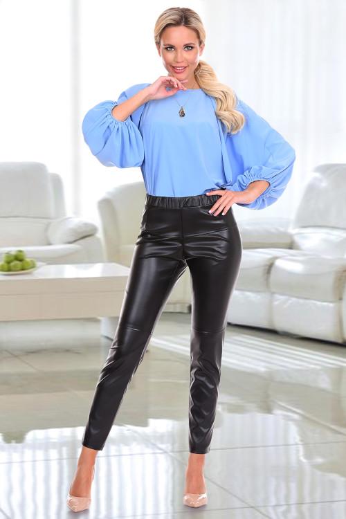 Блузка Хлоя (скай)