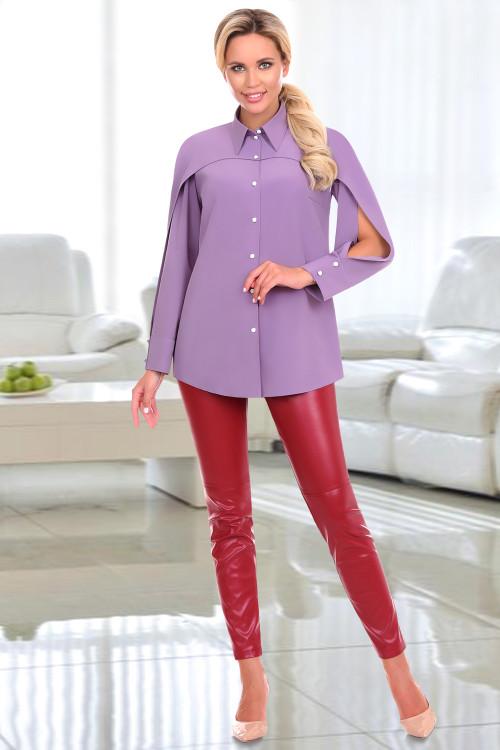 Рубашка Каролина (лила)