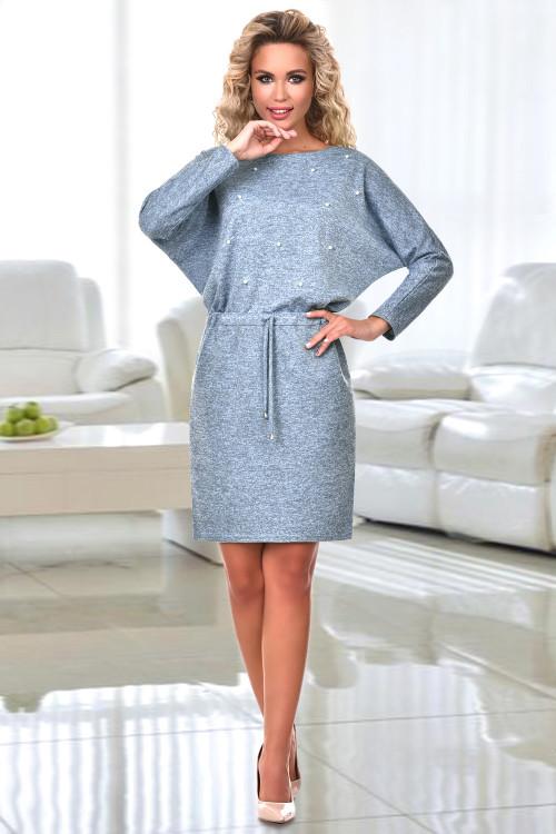 Платье Тицианна (блю)